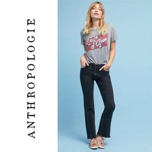 3234 ✴️ Pilcro Anthropologie High Rise Flare Jeans